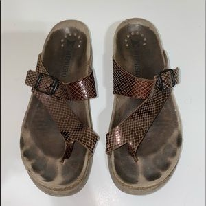 Mephisto Helen sandals